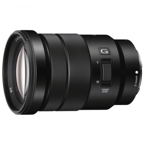 Objektiv Sony E PZ 18-105 mm f/4.0 G OSS černý