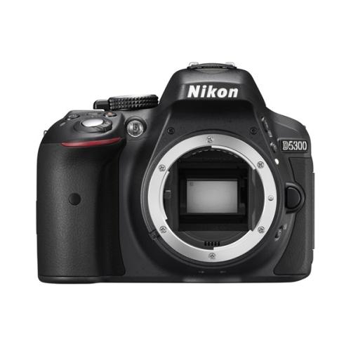 Digitální fotoaparát Nikon D5300 černý