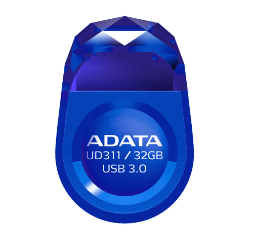 A-Data DashDrive Durable UD311 32GB modrý