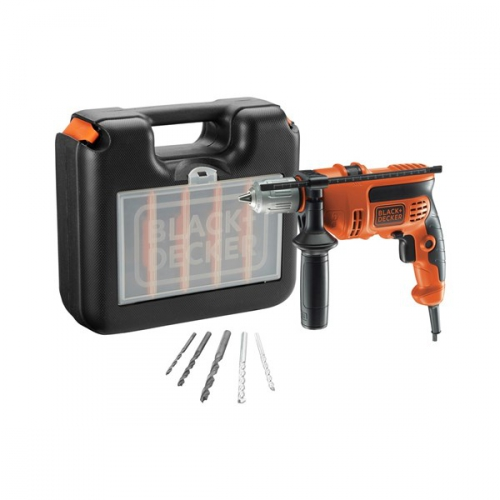 Black-Decker CD714CRESKA, 5 ks vrtáků
