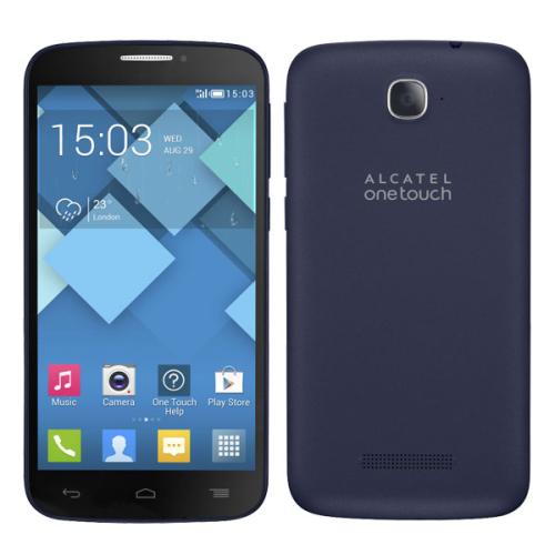 ALCATEL ONETOUCH 7041D POP C7 Dual Sim černý