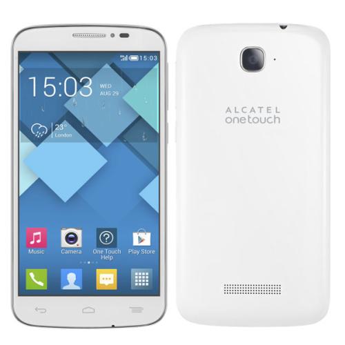 ALCATEL ONETOUCH 7041D POP C7 Dual Sim bílý