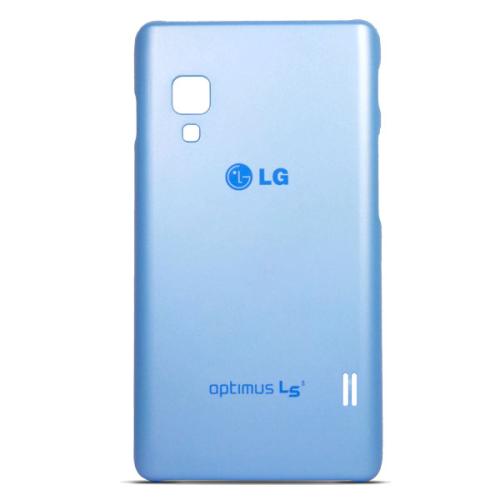 LG Silicon Case pro L5 II modrý