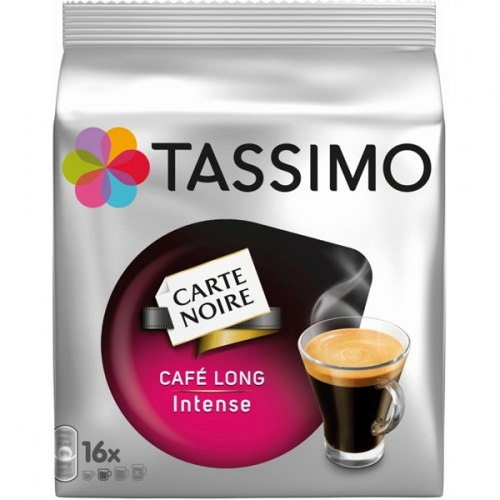 Tassimo Café Long Intense 128g