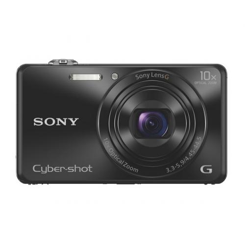 Sony Cyber-shot DSC-WX220 černý ()