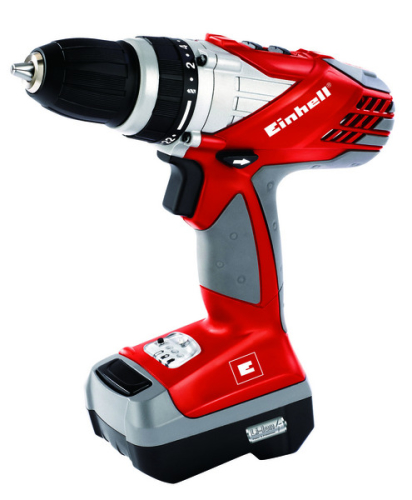 Einhell RT-CD 14,4/1 Li Red, 2 aku