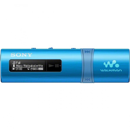 Sony NWZ-B183FL modrý