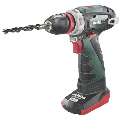 Metabo PowerMaxx BS Quick, 2 aku