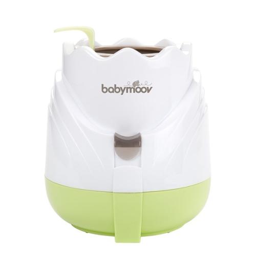 Babymoov Tulip bílý/zelený/hnědý