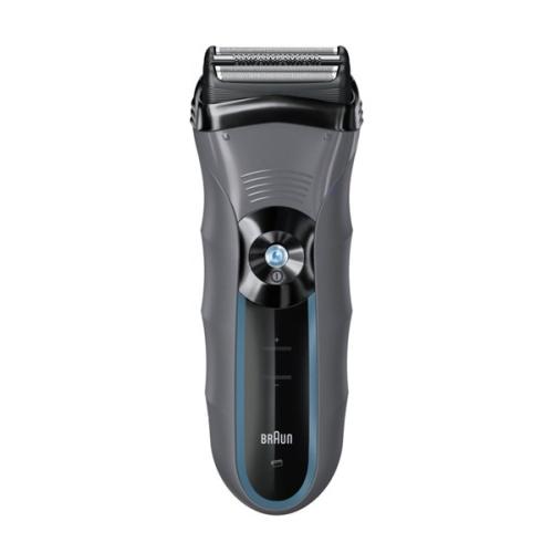 Braun CruZer 6 CleanShave černý