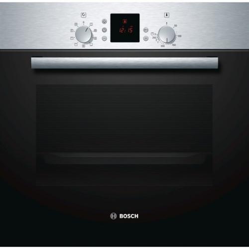 Bosch HBN532E5 černá/nerez