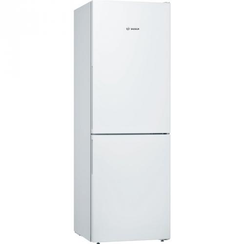 Chladnička s mrazničkou Bosch KGV33VW31S bílá