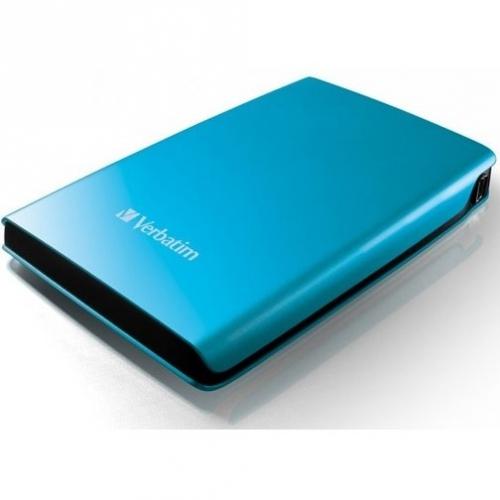 Verbatim Store 'n' Go 1TB USB 3.0 modrý