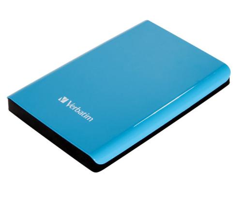 Verbatim Store 'n' Go 500GB modrý
