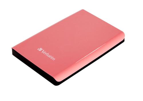 Verbatim Store 'n' Go 500GB růžový