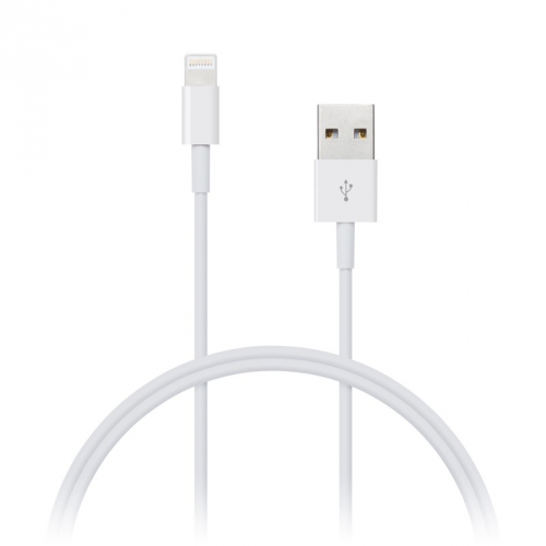 Kabel Connect IT USB/Lightning, 1m bílý