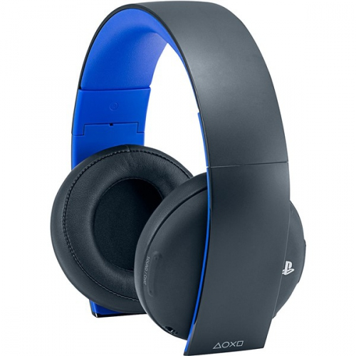 Sony Wireless Stereo 2.0 pro PS4, PS3, PS VITA černý