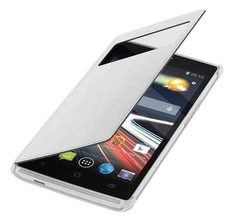 Acer flipové pro Liquid Z5 bílé