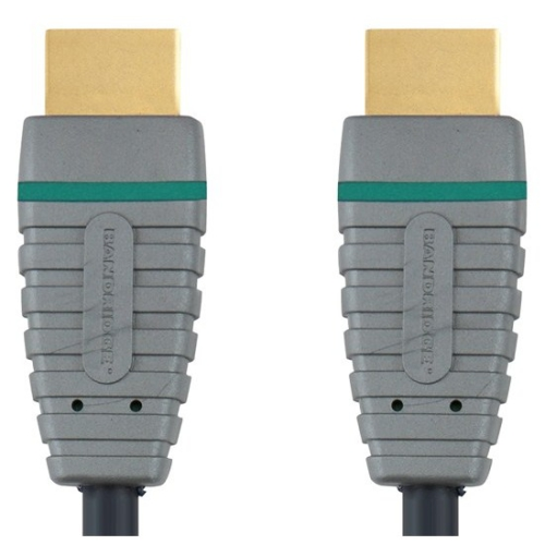 Fotografie Bandridge Blue HDMI 1.4, 1m