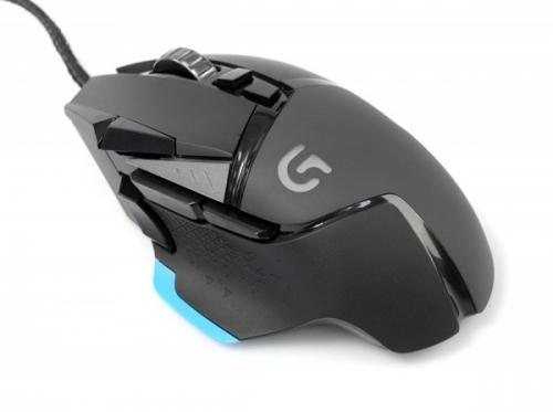 Logitech Gaming G502 Proteus Core černá