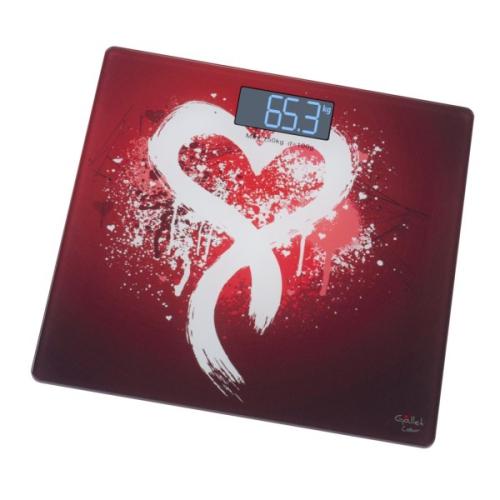 Gallet Coeur PEP 950 černá/červená