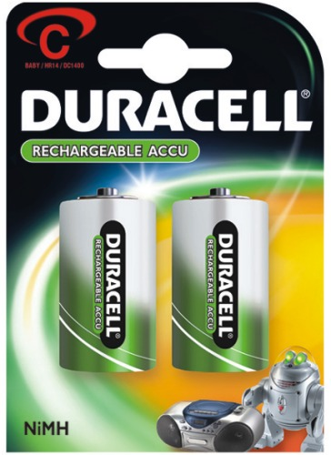Akumulátor Duracell Accu NB HR14 - 2 NiMH 2200
