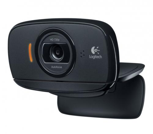 Logitech HD Webcam B525 černá