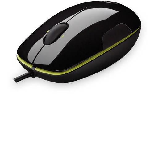 Logitech Laser Mouse M150 Grape Acid černá