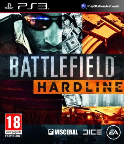EA PlayStation 3 Battlefield Hardline (EAP3020600)