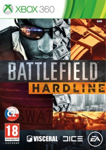 EA Xbox 360 Battlefield Hardline