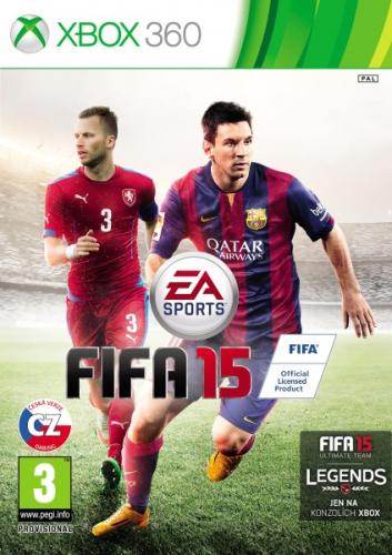 EA Xbox 360 FIFA 15