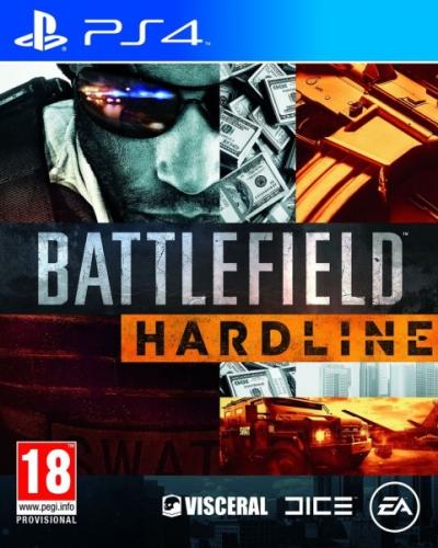 EA PlayStation 4 Battlefield Hardline
