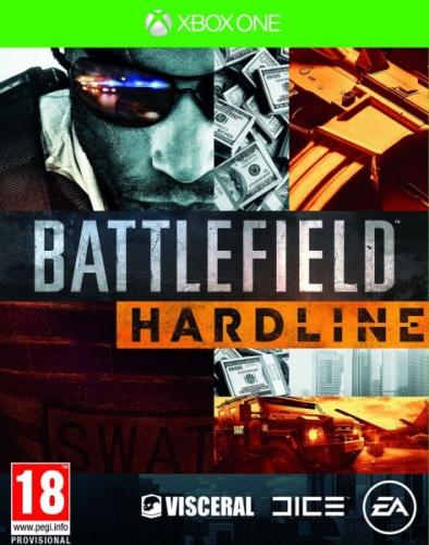 EA Xbox One Battlefield Hardline (EAX3040600)