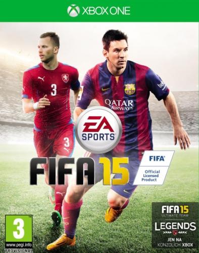 EA Xbox One FIFA 15 (EAX3206000)