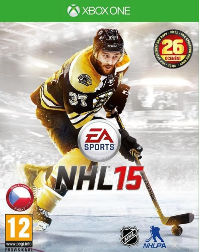 EA Xbox One NHL 15