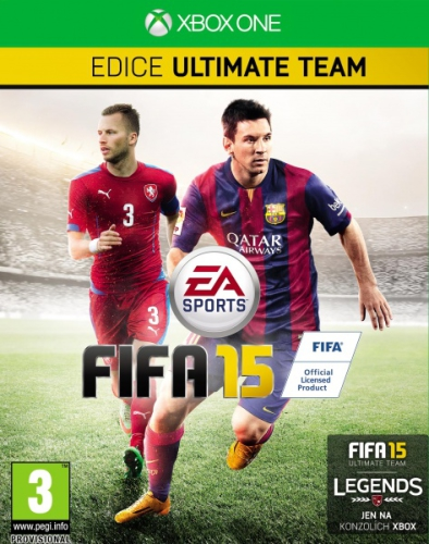 EA FIFA 15 Ultimate Team Edition