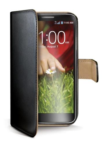 Celly Wally pro LG G2 černé