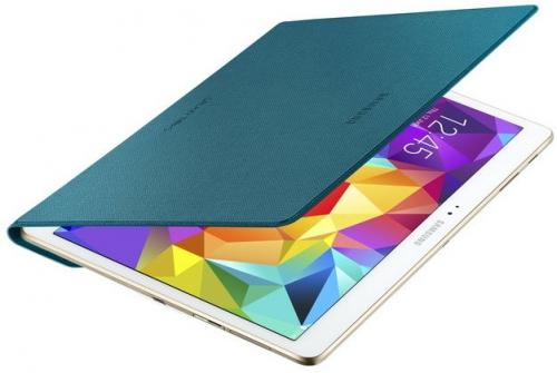 """Samsung pro Galaxy Tab S 10.5"""" (EF-DT800B) modré"""