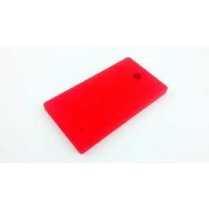 Nokia CC-3080 pevný pro Nokia X DS/X+ DS červený