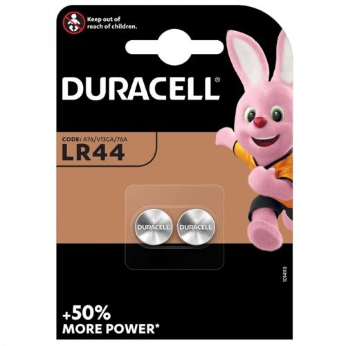 Fotografie Baterie Duracell LR 44 B2