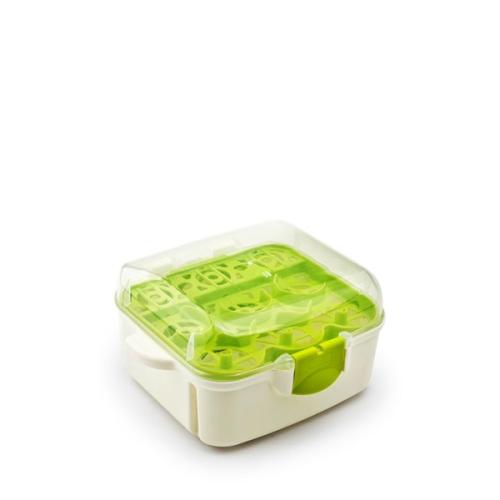 Nuvita do mikrovlnné trouby bílý/zelený