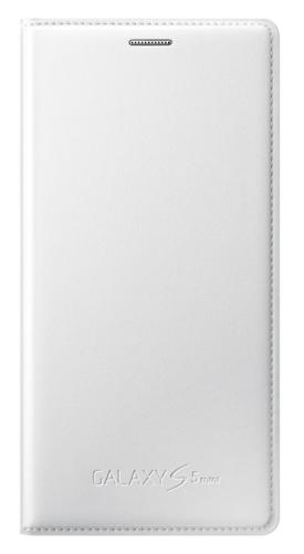 Samsung pro Galaxy S5 mini (EF-FG800BW) bílé