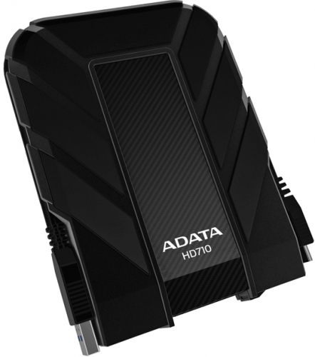 A-Data DashDrive Durable HD710 2TB černý