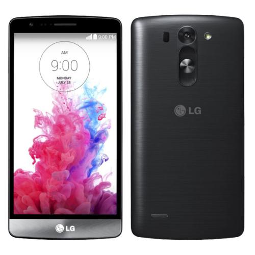 LG G3s (D722) - Metallic Black černý