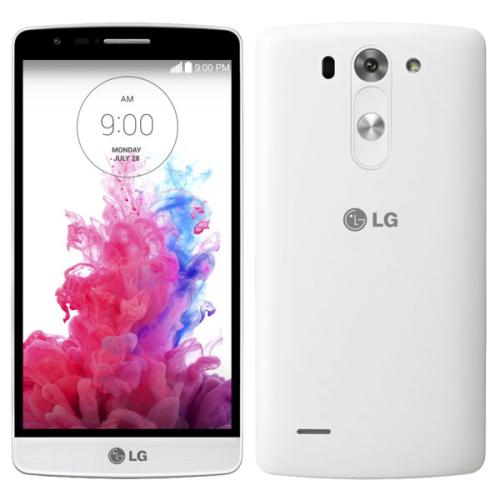 LG G3s (D722) - Silk White bílý