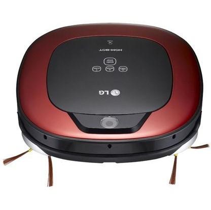 LG HomBot Square 3.0 VR62601LVM červený