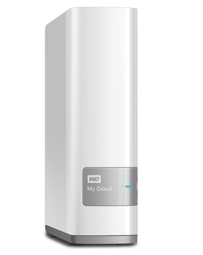 Western Digital My Cloud 6TB bílé