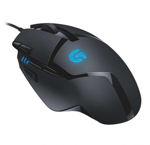 Myš Logitech Gaming G402 Hyperion Fury černá (/ laserová / 8 tlačítek / 4000dpi)
