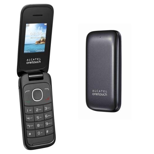ALCATEL ONETOUCH 1035D Dual Sim šedý