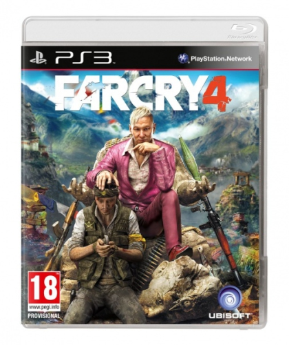 Ubisoft PlayStation 3 Far Cry 4 (USP3013200)